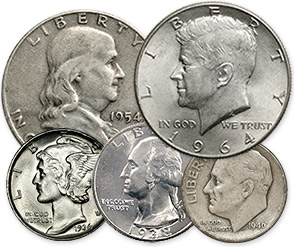 Value Of Old Silver Dollars