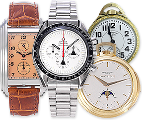 watches and pocketwatches